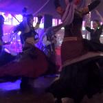 Marché de l'Histoire - Danse dans le chapiteau